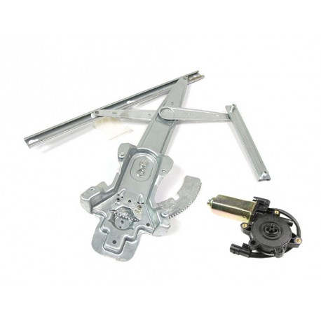 Buy Discovery 1,2/Range Rover Classic rear right side window regulator mechanism motor CUR100450 LR006374