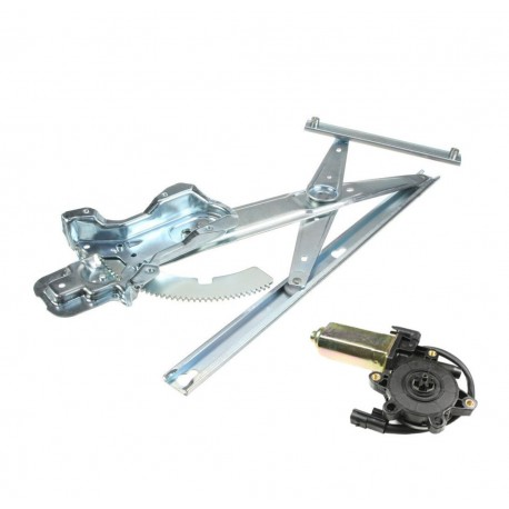 Buy Land Rover Discovery 1,2/Range Rover Classic front left side window regulator mechanism motor CUR100450 & LR006374