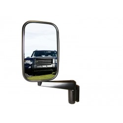 Land Rover Defender 90 / 110 Mirror And Arm Assembly Left Or Right Part MTC5217