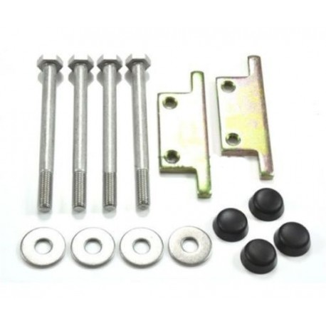 Buy Land Rover Defener 90 / 110 / 130 - stainless steel bumper bolt kit - DA1139 & DA117