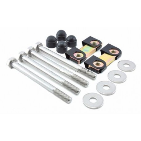 Buy Stainless steel bumper bolt kit - DA1139 / ALQ710020 for Land Rover Defender 90 / 110/130