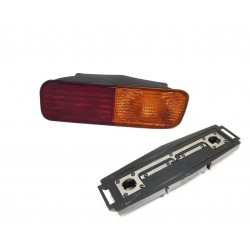Land Rover Discovery 2 rear RH side bumper light and bulb holder set XFB101480 & XFM100310