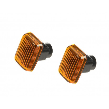 Buy Land Rover Discovery 1 1994 - 1999 / Range Rover P38 set of 2 side marker repeater light lamp PRC9916