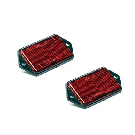 Buy Land Rover Defender 90 / 110/ Series 3 set of two rear reflectors red part XFF100070