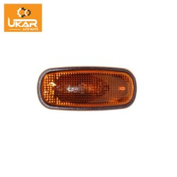 Buy Land Rover Defender / Discovery 2 99-04 / Freelander 1 02 To 05 - LED amber side marker repeater lights set XGB000030LED