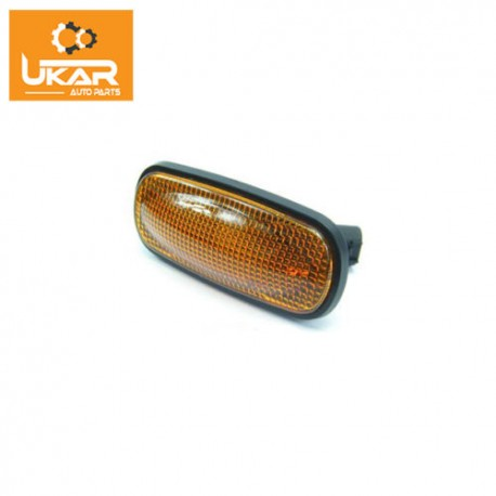 Buy Land Rover Defender / Discovery 2 99-04 / Freelander 1 02 To 05 - amber side marker repeater light XGB000030LED