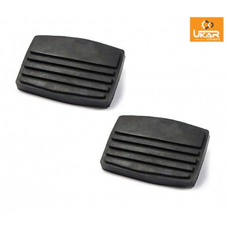 Buy Land Rover Discovery 1 ,2 / Range Rover Classic set of two brake pedal pad cover part ANR2941