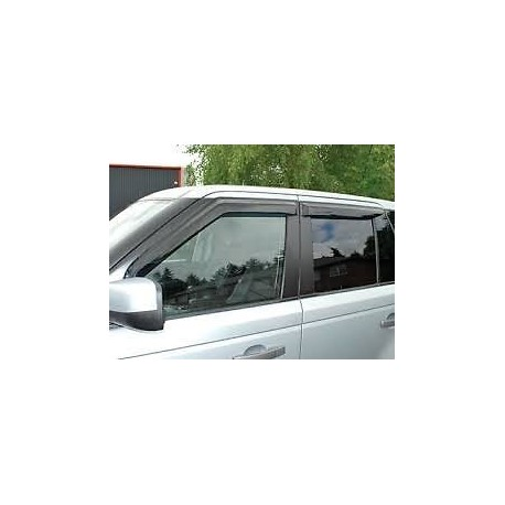 Buy Range Rover Sport 2005-2013 wind deflector kit set 4 piece DA6076