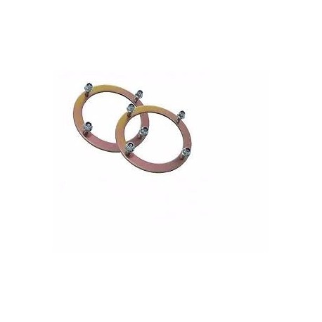 LAND ROVER DISCOVERY 1 H/D FRONT SHOCK TURRET RETAINING RINGS SET OF 2 DA6338