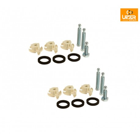 Buy Land Rover Discovery 1 1999-2002 / Series 2 set of 2 headlamp fixing kits part STC1232