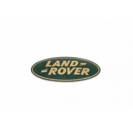 Buy Land Rover / Range Rover P38/Sport/Discovry 1,2,3/Frilender - grille badge gold on green - genuine DAG100330