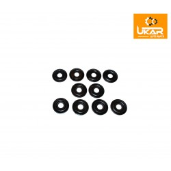 Buy Land Rover Defender 90 / 110 /Range Rover Classic/Series II , III Set Of 10 Washer Shock Absorber Part BR1440