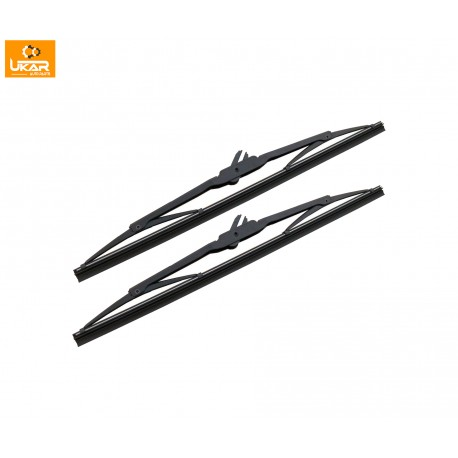 Buy Land Rover Defender 90/110 Set Of 2 Wiper Blade 13 Inch Hook Fitting Part DKC100980