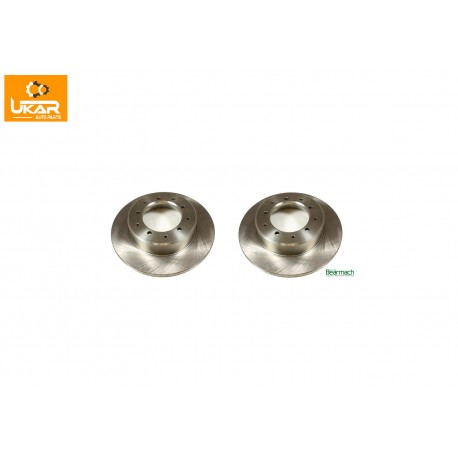 Buy Land Rover Discovery 1/Defender 90 / Range Rover Classic Set of LH and RH Rear Brake Disc Part BR1269R