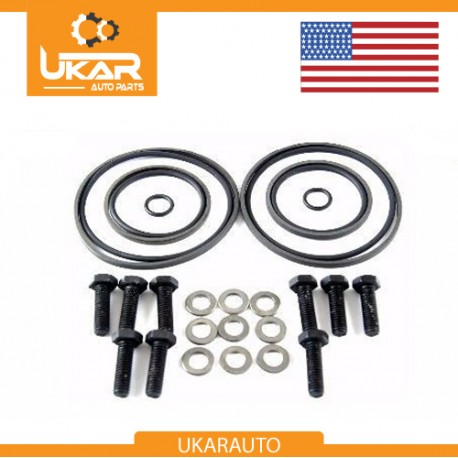 Buy BMW double twin dual vanos seals repair set kit M52 / M54 / M56 gaskets rattle ring
