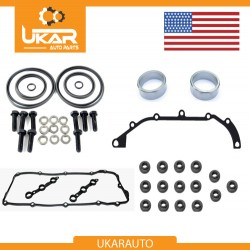Buy BMW double twin dual vanos seals repair set kit M52 / M54 / M56/ with gaskets
