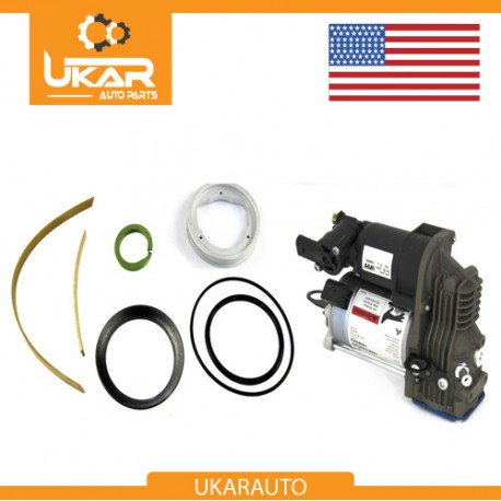 Buy Air Suspension Compressor Original AMK repair kit for Mercedes-Benz S Class W221
