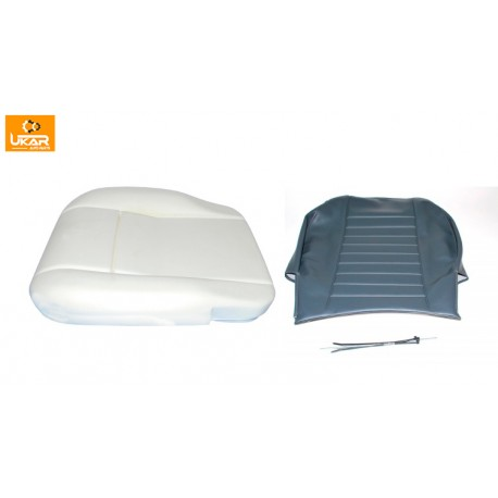 Buy Land Rover Defender 90/110 Base Foam Outer Seat Back Cover - Grey DA4042&DA4031