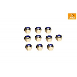 Buy Land Rover Defender / Discovery 1 / Range Rover Classic Set of 10 Nut M12 Fine Lower Shock Part RYH501080