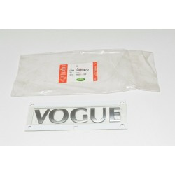 Buy Land Rover / Range Rover vogue genuine rear G-CAT RR vogue badge DAM500030LPO