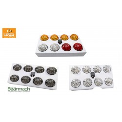 Buy Land Rover Defender 110 Led Smoke , Clear ,Colour Lamp Upgrade Kit