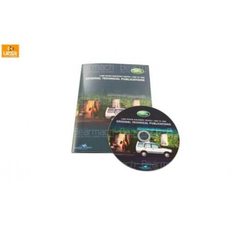 Buy Details about Land Rover Dvd - Workshop - Technical & Parts Catalogue Discovery 1 1989-1999