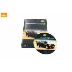 Details about Land Rover Dvd - Workshop - Technical & Parts Catalogue - Range Rover P38a