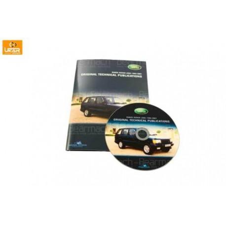 Buy Details about Land Rover Dvd - Workshop - Technical & Parts Catalogue - Range Rover P38a
