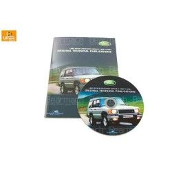 Details about Land Rover Discovery 2 1999-2004 Dvd - Workshop - Technical & Parts Catalogue