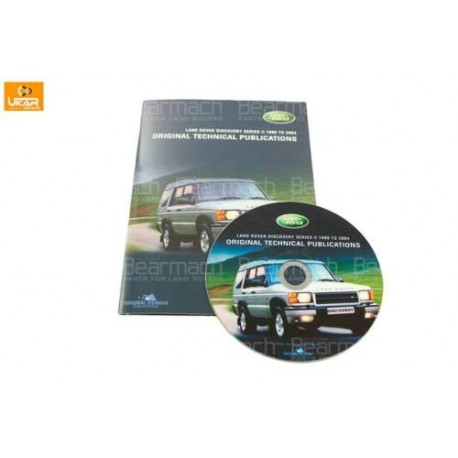Buy Details about Land Rover Discovery 2 1999-2004 Dvd - Workshop - Technical & Parts Catalogue