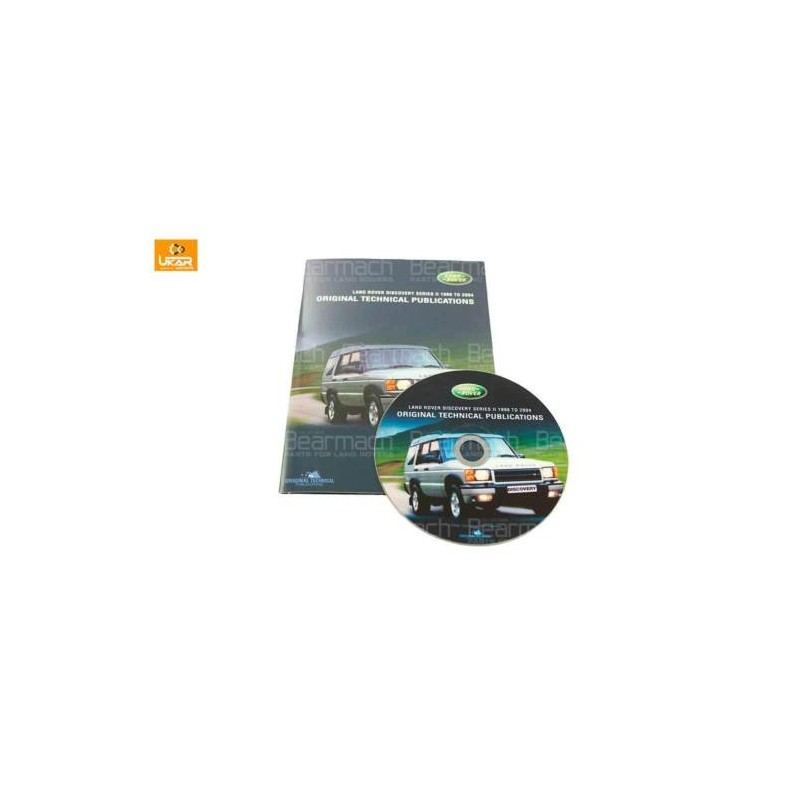 Buy Details About Land Rover Discovery 2 1999-2004 Dvd