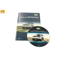 Details about Land Rover Range Rover (L322)Dvd - Workshop -Technical & Parts Catalogue LTP3008
