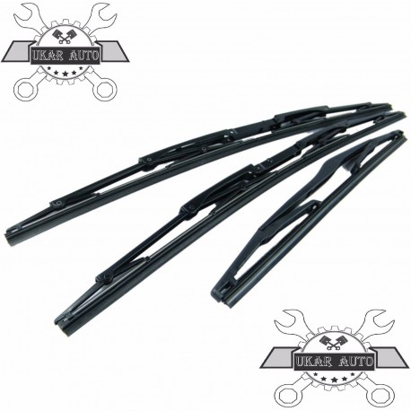 Buy Land Rover Discovery 2 1998-2004 wiper blade 21' front 2x DKC100960 + 1x DKC100890