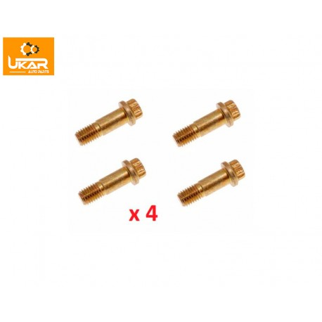 4 x Land Rover Defender 12mm Caliper Bolts to 94 AFU1031