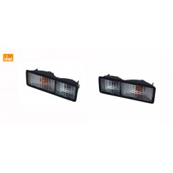 Land Rover Discovery 1 RH&LH Bumper Lamp Assembly Rear Whit AMR6510W&AMR6509W