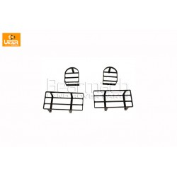 Buy Land Rover Series III/ Defender Puma 90/110/130 Lamp Guards Rear(set of 4) Part BA012B