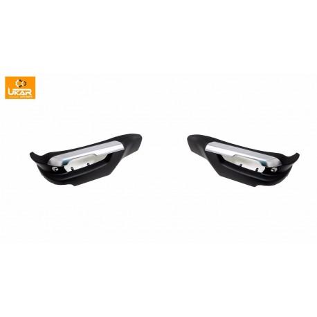 Buy Range Rover LH&RH Seat Cushion Valance BLACK HJR500031PVA+HJR500021PVA