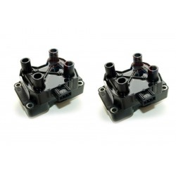 Buy Land Rover Discovery 2 1999-2004/Range Rover 4.0 (P38) 1999-2002 ignition coil set of 2 new BritPart UK ERR6045