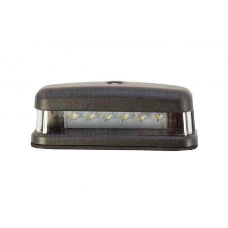Buy LED Clear Number Plate Lamp Part BA9715