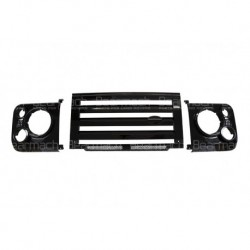 Buy SVX Style Black Grille Kit Part LR008362B