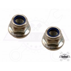 Buy Land Rover Discovery / Defender / Range Rover Classic nut flanged part FY110046