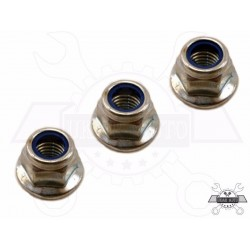 Buy Range Rover Classic / Discovery / Defender/Freelender set of 3 nut flanged part FY110046