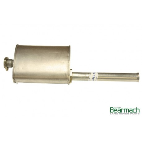 Buy Centre Exhaust Pipe Part BR3706