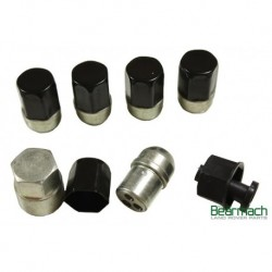 Buy Locking Wheel Nuts (set of 4) Part BA018