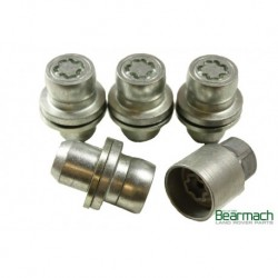 Buy Locking Wheel Nuts (set of 4) Part BA018D
