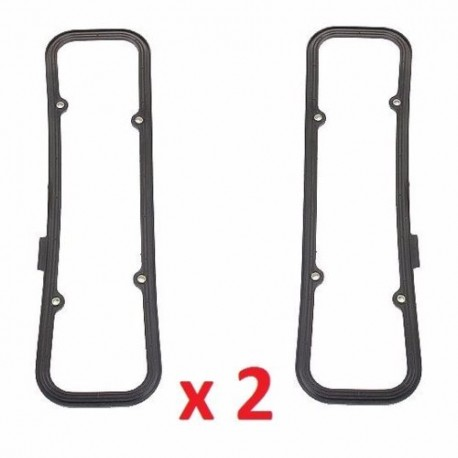 Buy 2 x Land Rover valve cover gasket Discovery Range P38 / Classic / Defender LVC100260