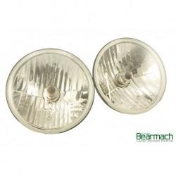 "7"" LHD Crystal Headlamp Conversion Kit Part BA070CA"