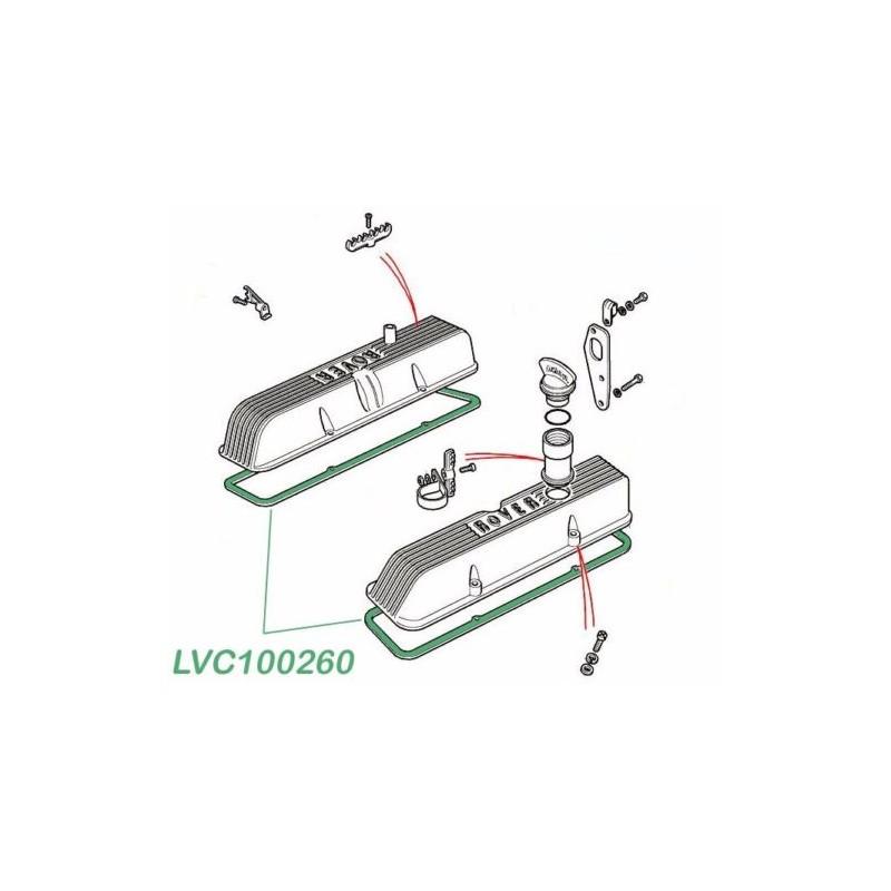 Les tambours de freins arrière pour LDV convoi 2,5 04//1996-09//1997 5857