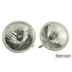 "7"" RHD Ultima Headlamp Conversion Kit Part BA070XR"