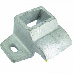 Land Rover Series 2 / Series 2A / Series 3 Door Striker Lock Plate MTC4195